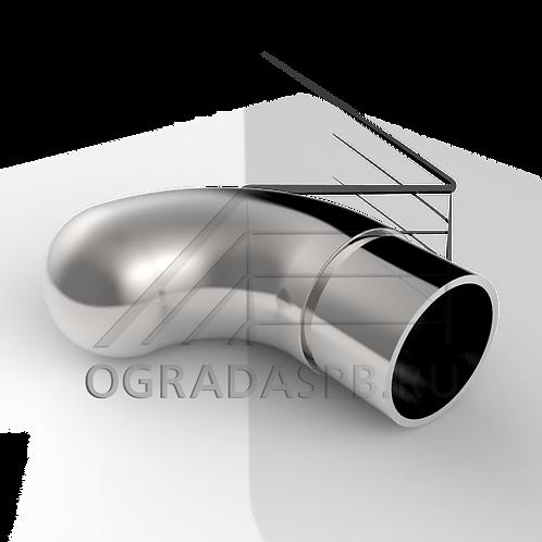 Окончание поручня 90° для трубы Ø42,4*1,5 мм