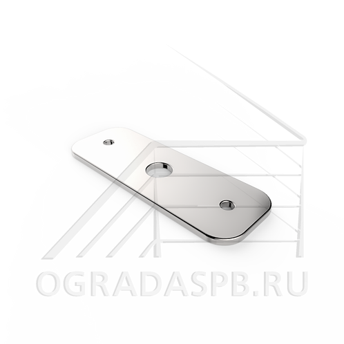 Ложемент для профильной трубы материал: AISI 304