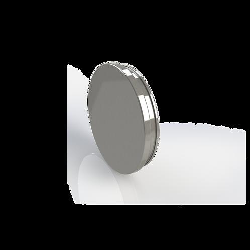 Заглушка забивная для трубы Ø50,8*1,5 мм