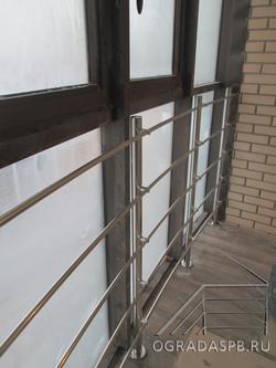 Ограждение окна