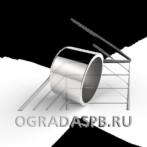 Кольцо стыковочное Ø48,3*2,6 мм. материал: AISI 304