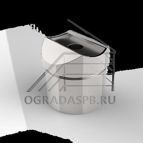 Универсальный соединитель Ø50,8*Ø50,8 мм
