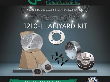 1210-L LANYARD KIT