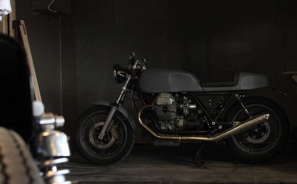 Motorrad Service Evers Moto Guzzi Umbau Youngtimer