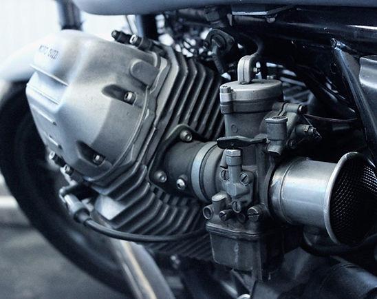 Frank Evers Motorrad Service Moto Guzzi Motorbloc Zylinder