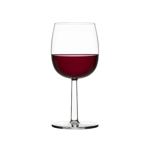 Raami Red Wine Glass 28cl 2 pcs iittala interior luxury furniture tinos shop online