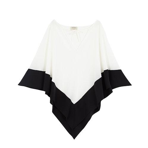 Zeus & Dione - Volax Silk Blouse Ivory luxury fashion spring summer resort collection 19 shop online Karybu