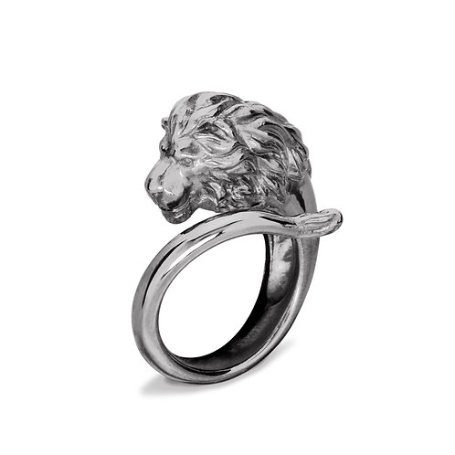 Loewenkind Ring No1 Silver
