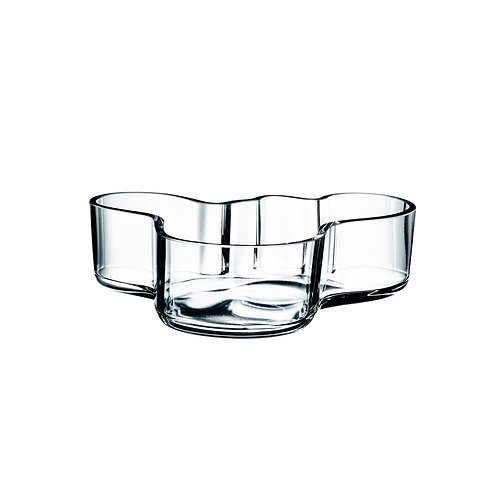 Alvar Aalto Collection Bowl 80 mm Clear Iittala shop online luxury home karybu