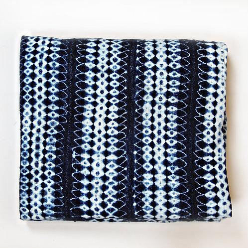 Indigo Throw blanket 250x250 cm Luxury Interior furniture Tinos karybu shop online