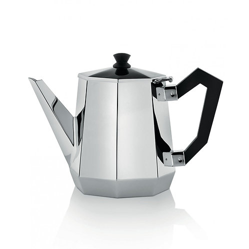 Alessi Tea Pot Ottagonale CA112 luxury interior Karybu shop online