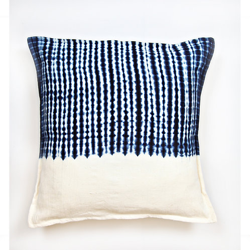 Indigo Cushion Cover 50x50 cm Luxury Interior furniture Tinos karybu shop online