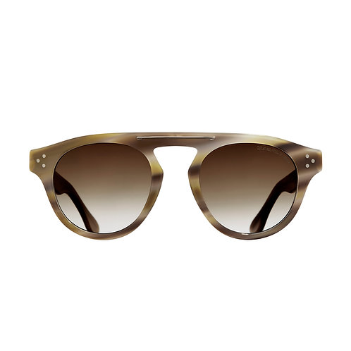 Cutler & Gross Sunglasses - 1292 Horn Havana