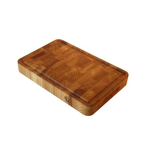 Ecofurn Cutting Board, Oak, 20x30x3 cm Luxury interior home accessories