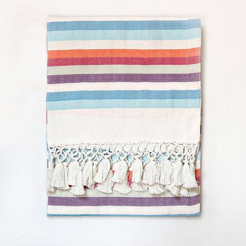 Handwoven Hand Towel Multicolour