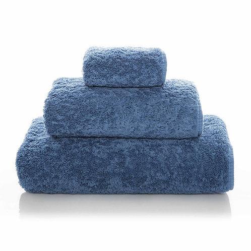 Egoist Towel, Cobalt Graccioza Sorema bath accessories linen textiles luxury interior furniture tinos karybu shop online