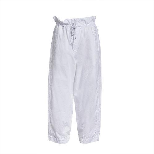 Transit Trousers - White women luxury fashion spring summer 20 shop online Karybu