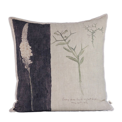 Twig Cushion, Printed Evolution Product luxury interior furniture tinos karybu shop online