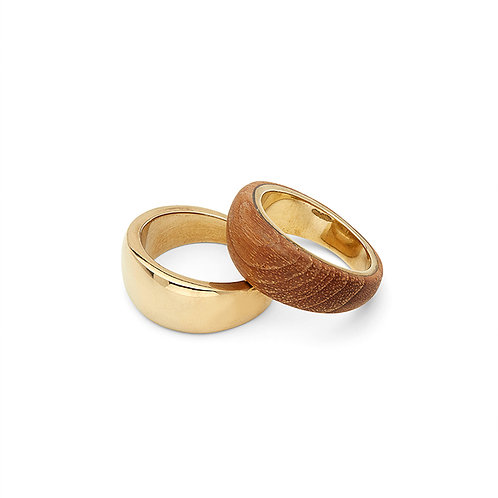 Soko jewellery Sanamu Stacking Rings karybu luxury fashion shop online