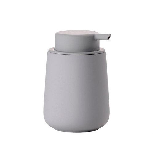 Zone Nova One Soap Dispenser, Gull Grey bath accessories luxury interior furniture tinos karybu shop online
