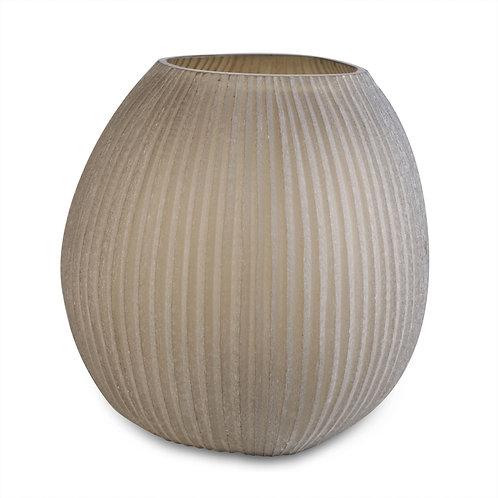 Guaxs Vase Nagaa M Smokegrey luxury interior furniture Tinos shop online karybu