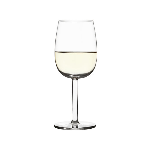 Raami White Wine Glass 28cl 2 pcs iittala interior luxury furniture tinos shop online