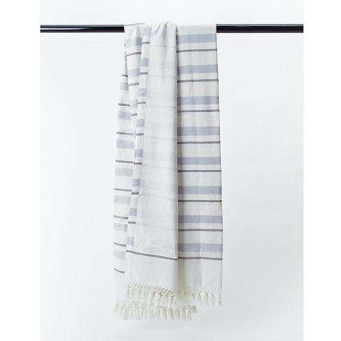 Handwoven Pool Towel White