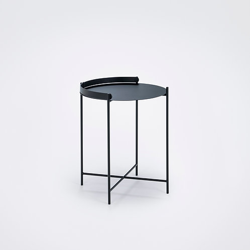 Edge Tray Table Ø46 - HOUE luxury outdoor furniture tinos shop online karybu