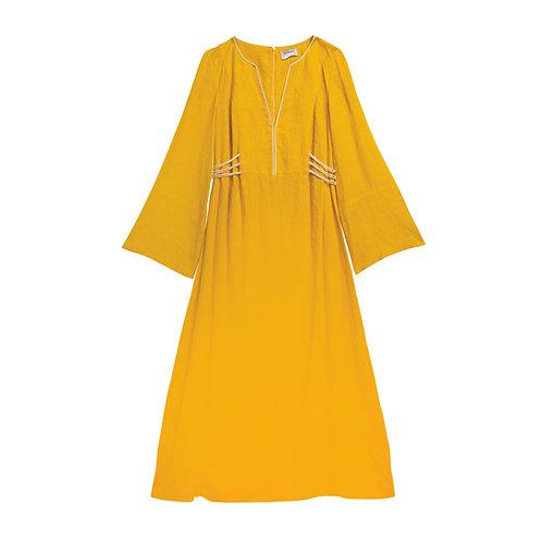 Zeus + Dione Hydra Caftan luxury fashion spring summer resort collection 21 shop online