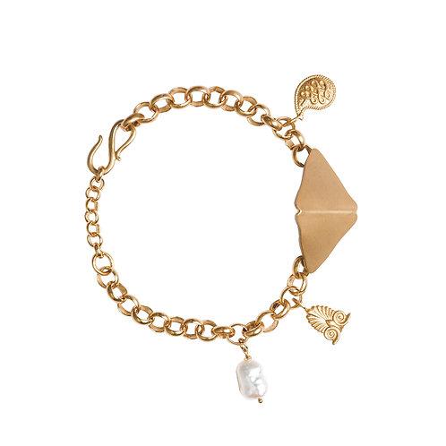 Zeus + Dione Milioni Chain Bracelet luxury fashion spring summer resort collection 21 shop online