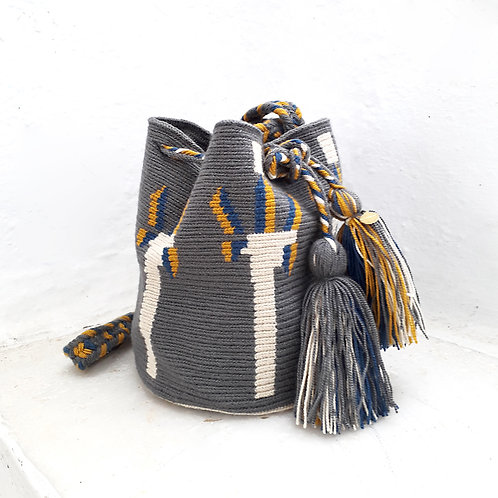 Guanabana Wayuu Bag Crochet Colombia Buy Online Karybu