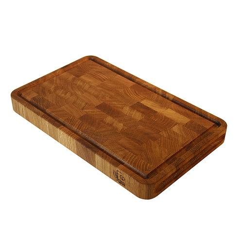 Ecofurn Cutting Board, Oak, 25x40x4 cm Luxury interior home accessories