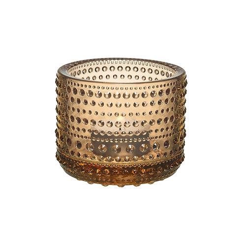 Iittala Kastehelmi Votive Candleholder 64 mm Desert Karybu Buy Online