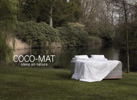 COCO-MAT sleeping experience