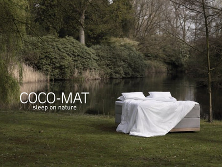 COCO-MAT sleeping experience