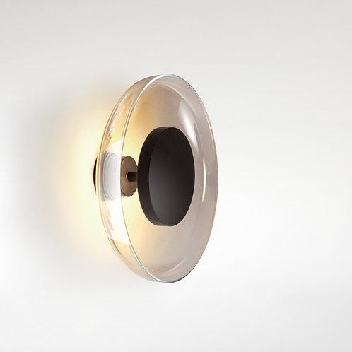 Marset - Aura Plus Wall Lamp Smoked Lighting design luxury interior Karybu shop online