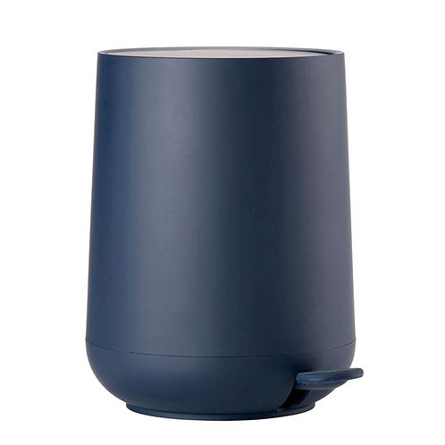 Zone Nova Pedal Bin, Royal Blue bath accessories luxury interior furniture tinos karybu shop online