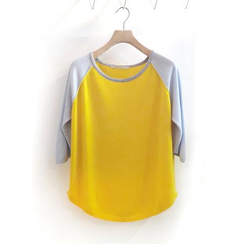 La Fée ParisienneCashmere Sweater Yoga 3color Yellow luxury highend fashion karybu shop online