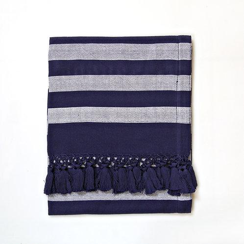 Handwoven Hand Towel Blue
