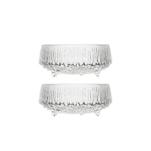 Iittala Ultima Iittala Thule bowl 115mm clear 2pcs luxury interior Karybu shop online