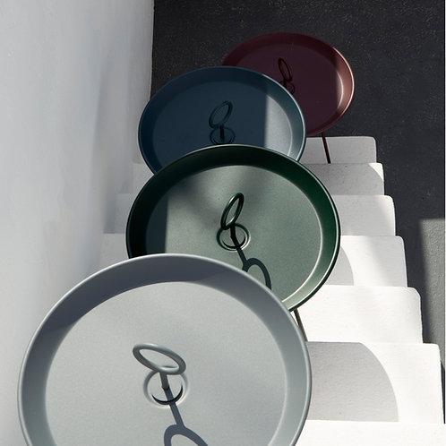 Eyelet Tray Table Ø45 houe luxury outdoor furniture shop online karybu