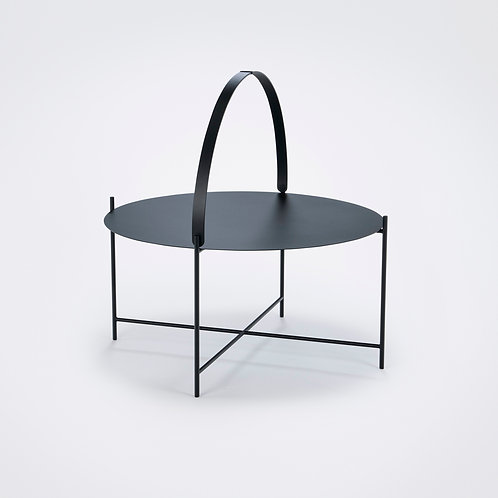 Edge Tray Table Ø76 - HOUE luxury outdoor furniture tinos shop online karybu