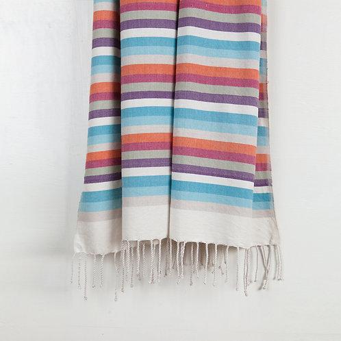 Handwoven Pareo Multicolour