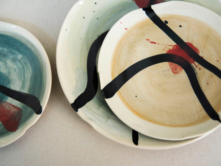 Objects born not made - by Leonie Yagdjoglou
