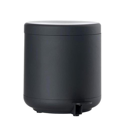 Zone Ume Pedal Bin, Black bath accessories luxury interior furniture tinos karybu shop online