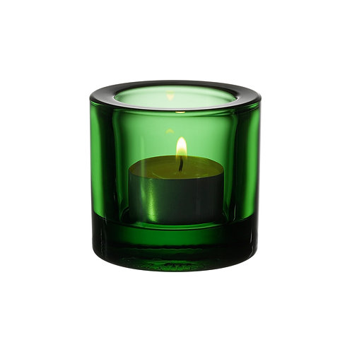 Iittala Kivi Votive Candleholder 60 mm Green Karybu Buy Online