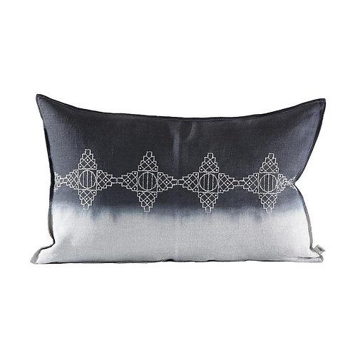 Diamonds Cushion Stone on Stone, Embroidered & Dipped Evolution Product luxury interior furniture tinos karybu shop online