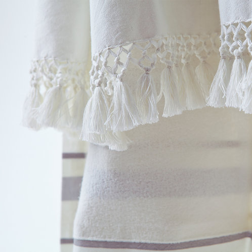 Handwoven Hand Towel White