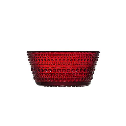 Iittala Kastehelmi bowl 23 cl Cranberry Karybu Buy Online