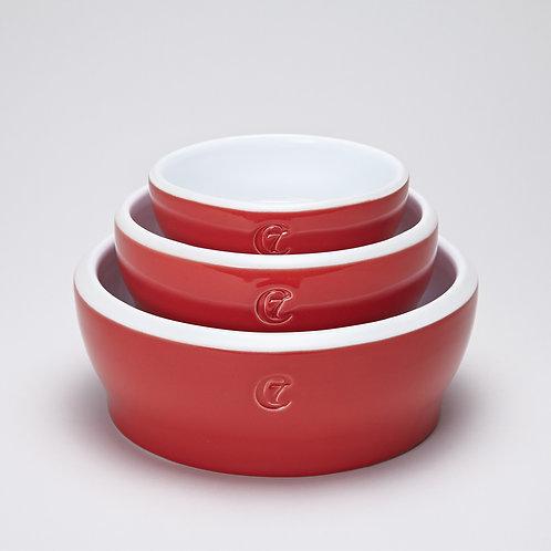 Dog Bowl Jamie Red cloud7 Dog Accessories Pet luxury shop online Karybu